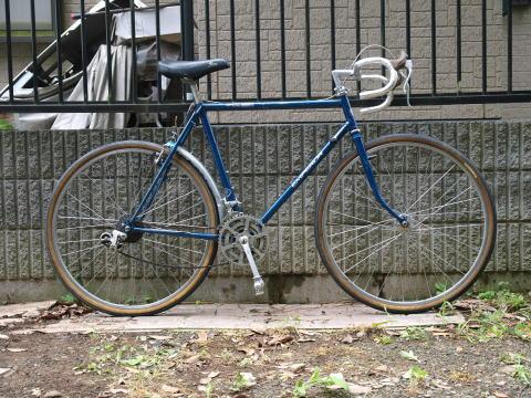 自転車の 丸石自転車 エンペラー : 話を元に戻して、何とか入手 ...